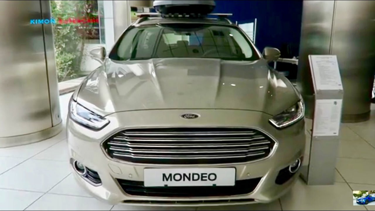 New 2018 Ford Mondeo Exterior Amp Interior Youtube