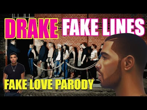 Drake - Fake Love (PARODY)