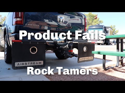 Product Fails - Rock Tamers For Airstream