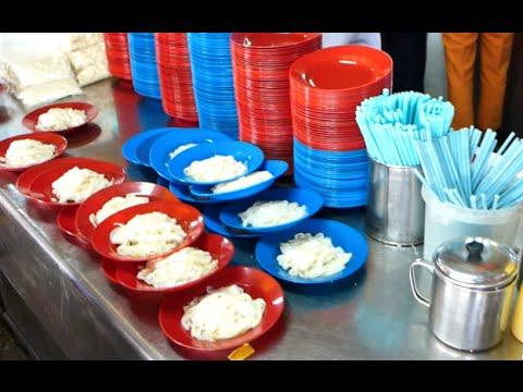 Chee Chong Fun at Madras Lane Kuala Lumpur 吉隆坡茨廠街中華巷豬腸粉