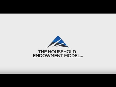 The Household Endowment Model - Financial Dynamics