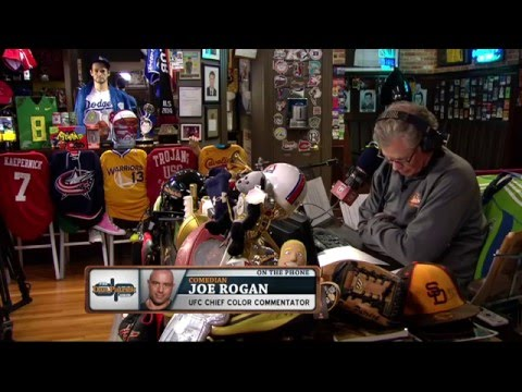 Joe Rogan on The Dan Patrick Show (Full Interview)