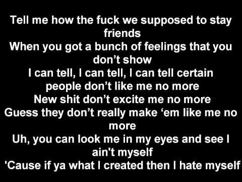 Drake -Trust Issues (Lyrics) TAKE CARE