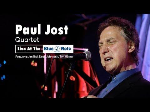 Paul Jost Quartet Live At The Blue Note  Montage