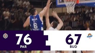 ABA LIGA: Partizan - Budućnost 76:67 | Pregled utakmice