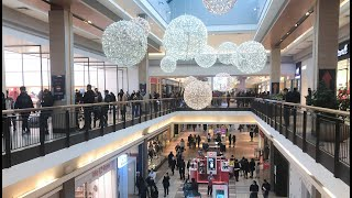 COVID CHRISTMAS SHOPPING: Toronto and Peel go into lockdown