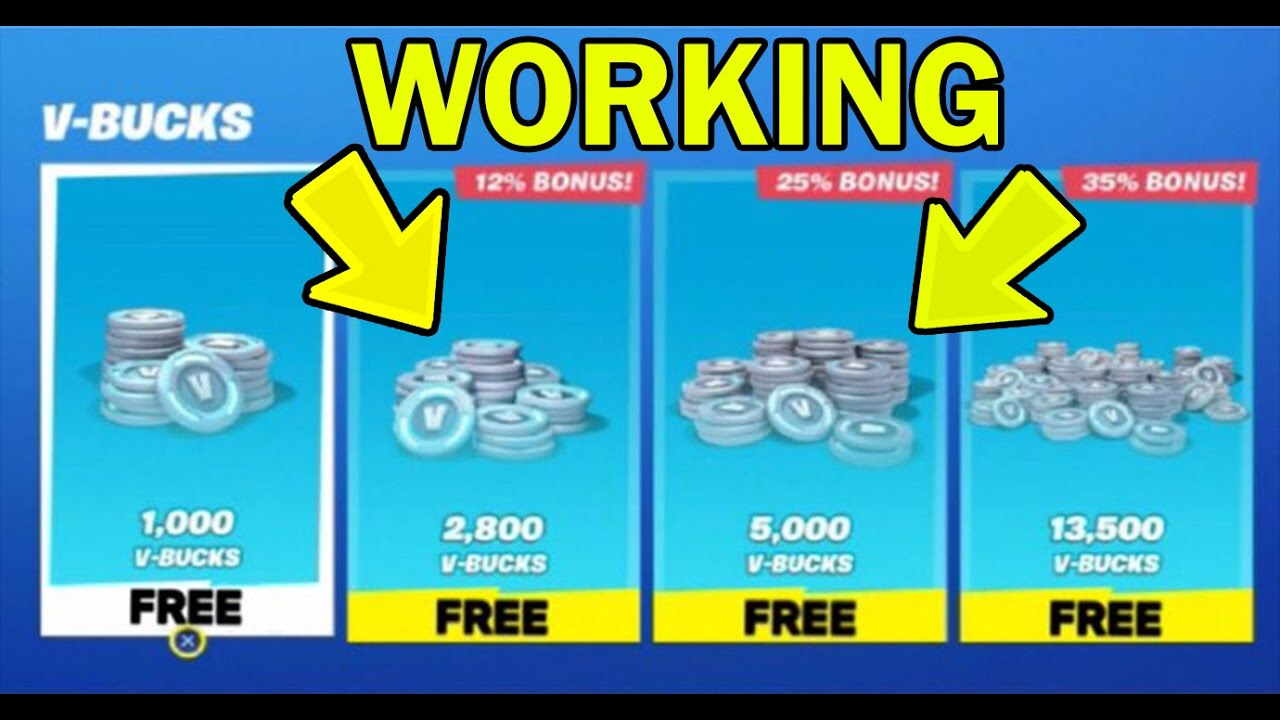 Working Now How To Get V Bucks Free In Fortnite Chapter 2 Season 2 Ps4xboxpc Vbucks Glitch 2020 Youtube We will always update our. working now how to get v bucks free in fortnite chapter 2 season 2 ps4xboxpc vbucks glitch 2020
