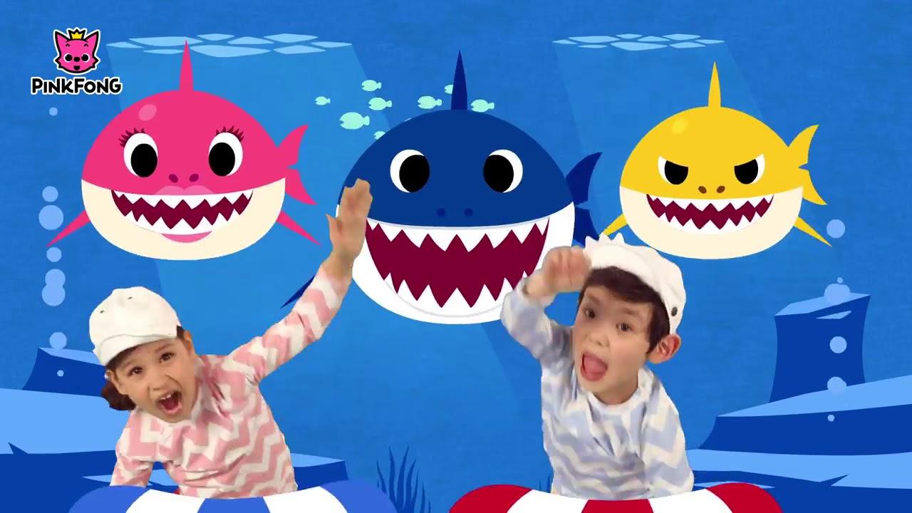 เบบี้ชาร์ค Baby Shark Dance Test - YouTube