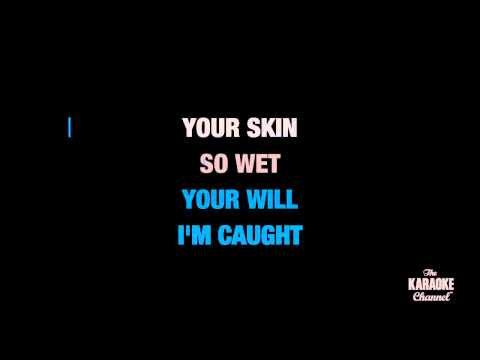 """Poison in the Style of """"Alice Cooper"""" karaoke video with lyrics (no lead vocal)"""