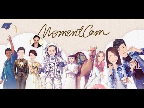 MomentCam - Join the MomentCam world!