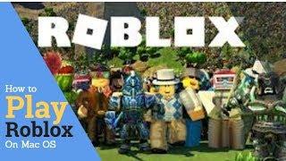 Cómo jugar y descargar Roblox en Mac OS