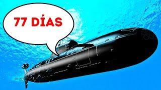 La vida bajo el mar  ¿Qué pasa dentro de un submarino?