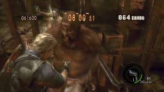 The Mercenaries Prison Solo 738k | Resident Evil 5 PC