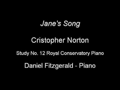 Jane's Song - Christopher Norton ( 2007 )
