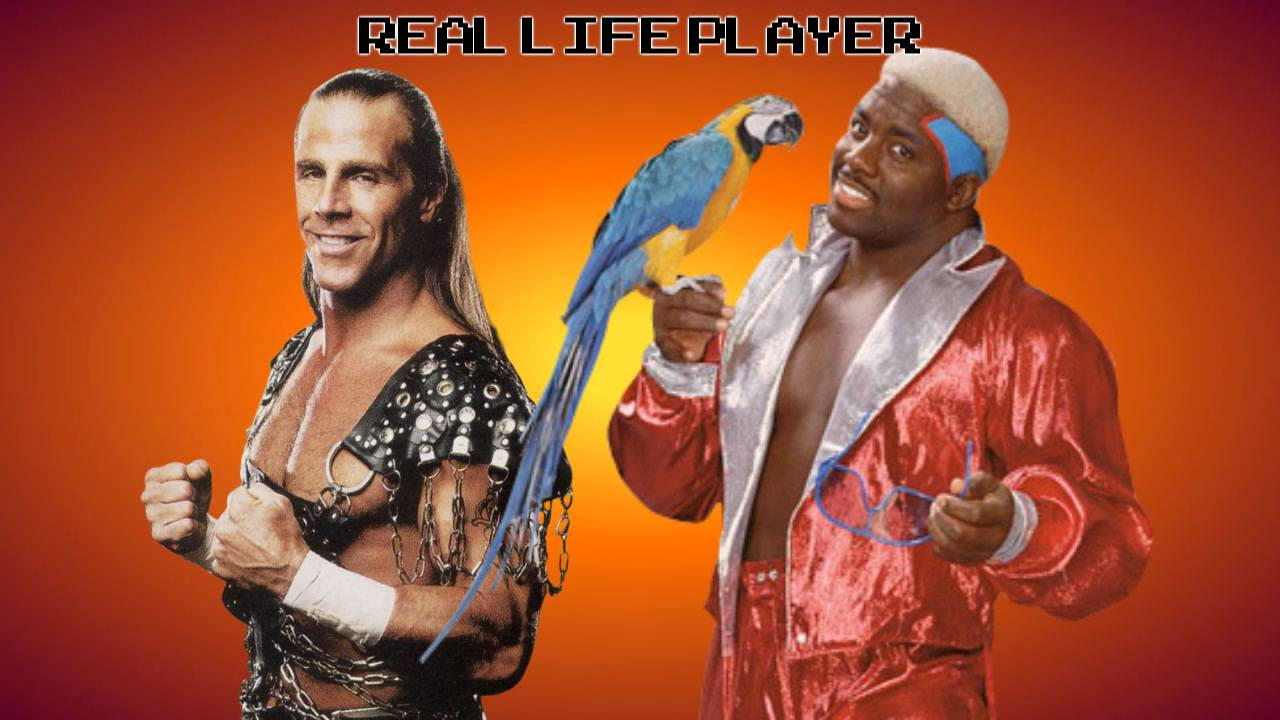 sexy rocket shawn michaels koko b ware owen hart wrestling mashup youtube. Black Bedroom Furniture Sets. Home Design Ideas
