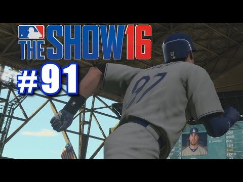 FIRST TIME IN SEATTLE! | MLB The Show 16 | Road to the Show #91