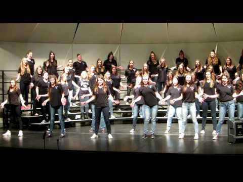 LHS Spring Concert Women's Chorale Boogie Woogie Bugle Boy