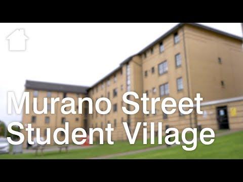 Murano Street Student Village Accommodation At The University Of Glasgow