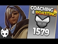 Overwatch Coaching and Roasting - Ana - Silver 1579