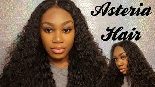 Gambar cover Asteria Water Wave Hair| High Quality Hair