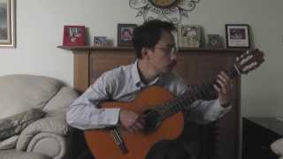Thuyền viễn xứ - classical guitar (Arr. Bùi Thế Dũng - Guitar: Khiem Nguyen)