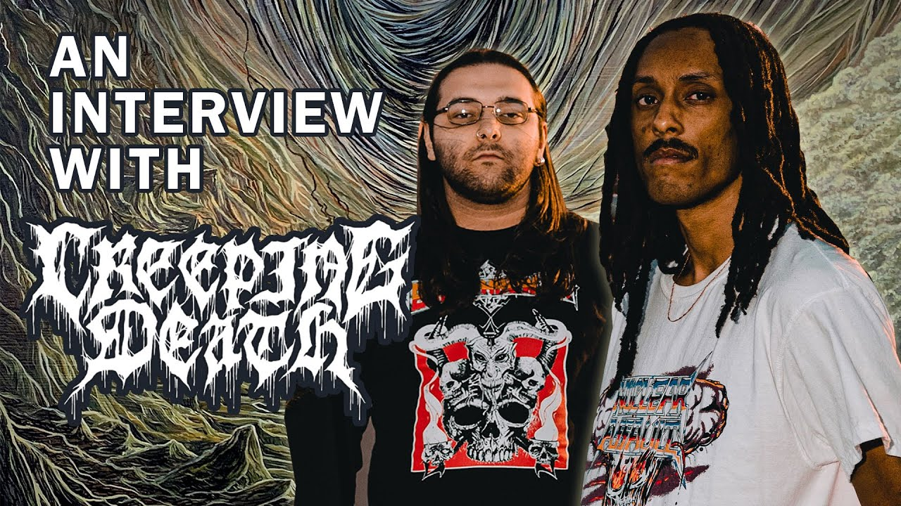 CREEPING DEATH's Reese and Trey on The Edge of Existence and their triumphant return to live shows