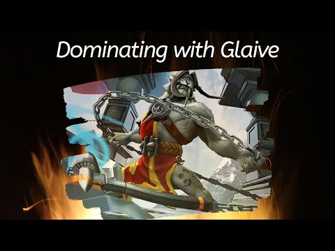 Dominating With Glaive In Ranked! | [Vainglory 5v5]
