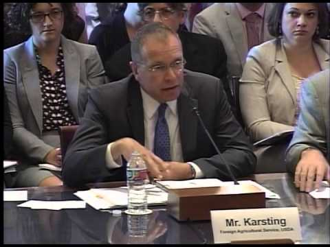 House Ag Cmte begins review of U.S. international food aid programs