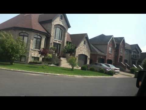 canada quebec les belle maisons