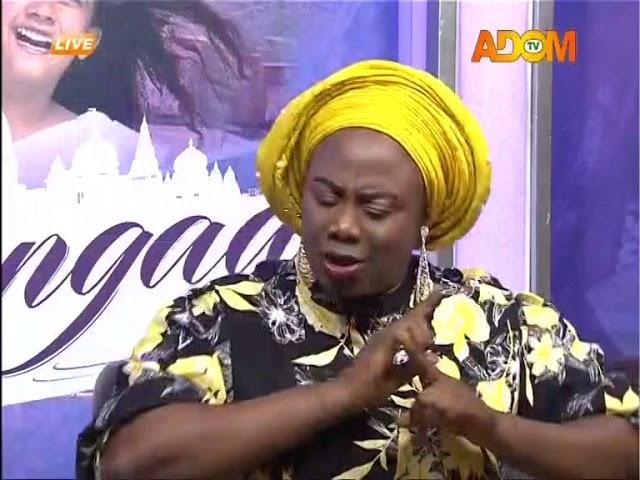 Gangaa Chat Room - Adom TV (10-8-18)