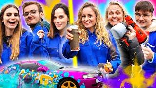 Battle de custom : Qui fera la plus belle voiture ? feat Valérie Damidot et plein de gens