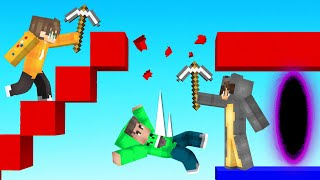 Playing BR DGE WARS For The F RST T ME Minecraft