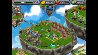 DragonVale How to Breed NEW Equinox Dragon (Moon and Sun)