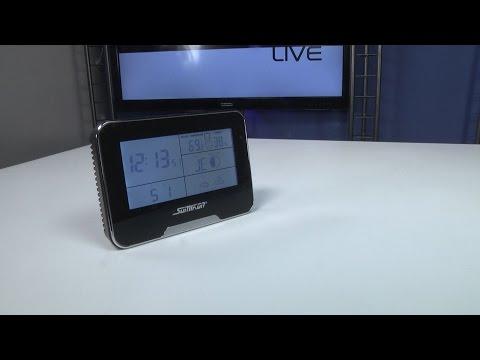 CAMERA DE SURVEILLANCE HD STATION METEO - Caméra furtive - [PEARLTV.FR]