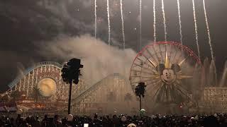 Happy New Year! #2018 (Disney California Adventure Park)
