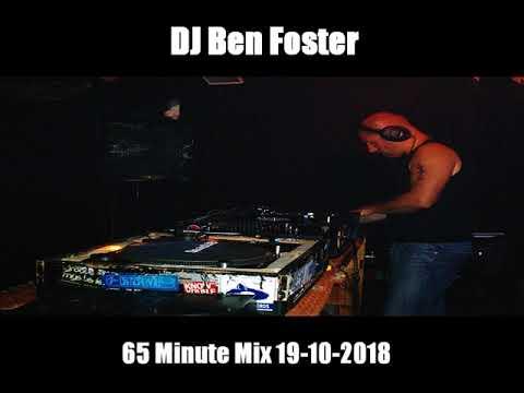 DJ Ben Foster 65 Minute House Mix 19102018