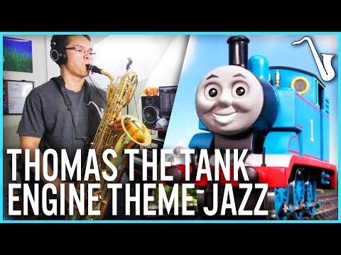 Thomas the Tank Engine Theme Jazz Arrangement