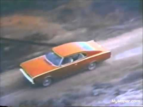1966 Dodge Charger TV Commercial with Pamela Austin Best Quality