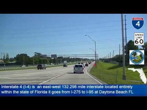 Driving I-4 to Orlando