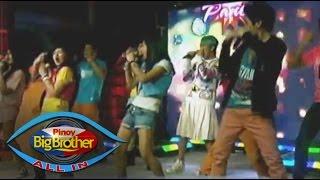 Repeat youtube video PBB: Vice Ganda sings 'Boom Panes' with Housemates