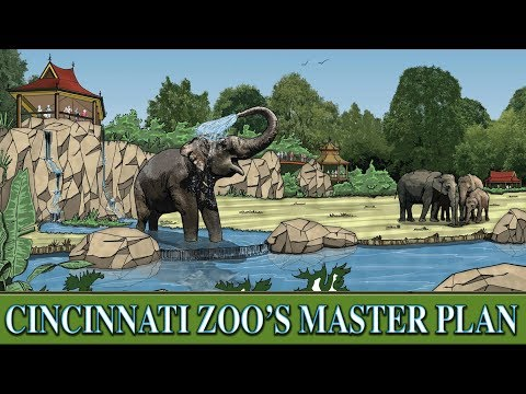 The Cincinnati Zoo's Master Plan