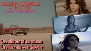 [HD] Selena Gomez - 'UN AÑO SIN VER LLOVER' - Karaoke/Instrumental