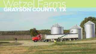 Grower Stories: Wetzel Farms, Grayson County, Texas