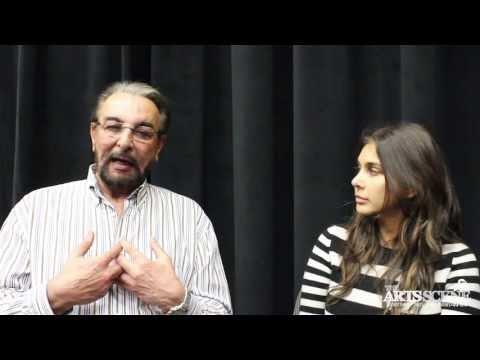 Kabir Bedi and Lisa Ray discuss TAJ - Interview