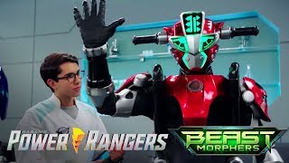 "Power Rangers Beast Morphers - Beast Bots and Zords | Episode 2 ""Evox"