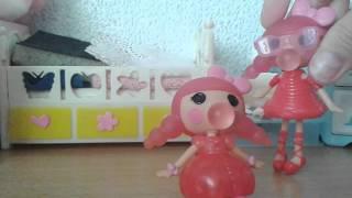 Лалалупси мультик для детей ИСТОРИЯ ЖИЗНИ ВЕСЕЛИНКИ / Lalaloopsy Life story Bubble Smuck