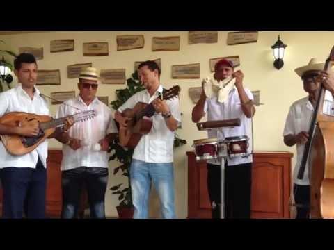 "Cuban ""country"" music - musica campesina de Cuba"