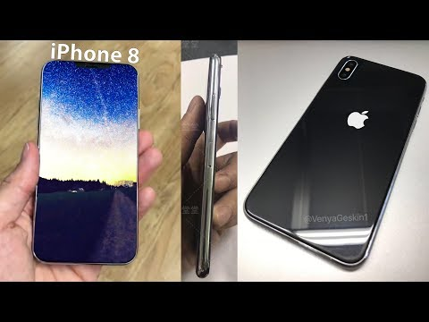 Thumbnail: iPhone 8: Hands-On DESIGN LEAK!
