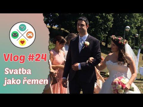 Vlog #24: Svatba jako řemen