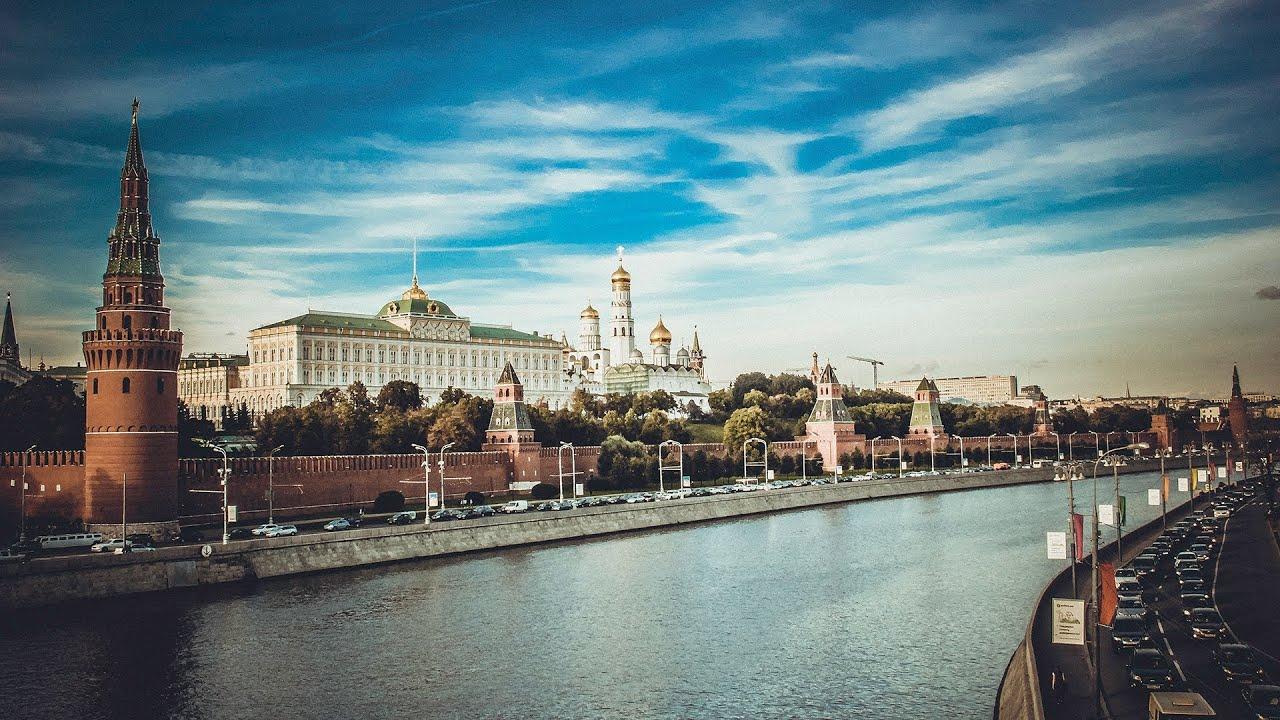 Москва 2012 (Moscow Russia) Canon 60D 18-135mm (Full HD ...
